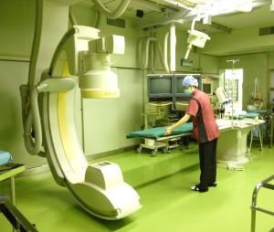血管造影装置